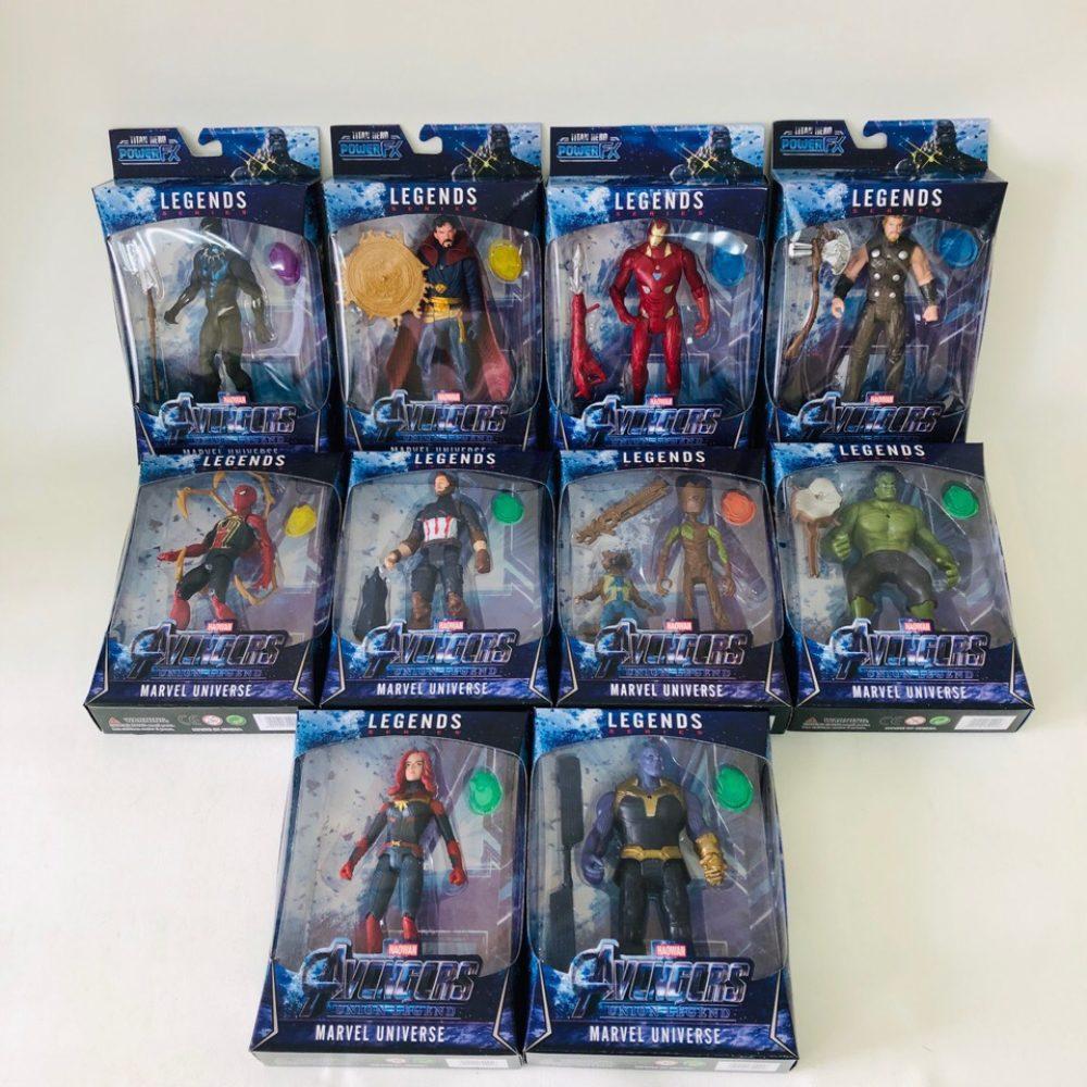 Супер герои Marvel